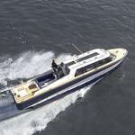 bote salva-vidas parcialmente fechado / para navio