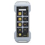 rádio controle remoto para pórtico / para porto / para terminal / com botões