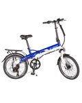 bicicleta dobrável elétrica / para barco