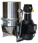 unidade de filtragem de óleo lubrificante