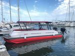 pontoon boat elétrico