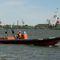 barco profissional barco de trabalho / barco utilitário / barco auxiliar para mergulho / barco de serviço