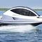 barco de passeio / com motor de centro hidrojato / a diesel / elétrico