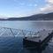 píer flutuante / modular / para casa flutuanteArctic pontoon HDPE 19Arctic Bort