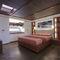 super iate à vela de luxo de cruzeiro e regata / com deck saloon / em carbono / 3 cabines
