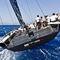 iate à vela de regata / de popa aberta / em carbono / gurupés