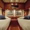 super iate à vela de luxo de cruzeiro / de cruzeiro e regata / em carbono / 5 cabines