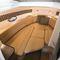 lancha Cabin Cruiser com motor de centro