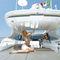 lancha Express Cruiser com motor de centro / a diesel / com hard-top / esportiva