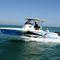 lancha walkaround com motor de popa / com console central / de pesca esportiva / máx. 8 pessoas