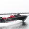 lancha Day Cruiser com motor de popa / com casco planante / com console central / esportiva
