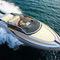 lancha Express Cruiser com motor de centro / a diesel / bimotor / open