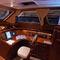 iate à vela de cruzeiro / com deck saloon / 3 cabines