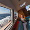 iate à vela de cruzeiro / com deck saloon / 3 ou 4 cabines / gurupés