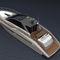 lancha Express Cruiser com motor de centro / com hard-top / IPS POD / máx. 6 pessoas