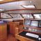 super iate à vela de luxo de cruzeiro / de popa aberta / em alumínio / 4 cabines