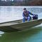 jon boat com motor de popa / de pesca esportiva / em alumínio / máx. 3 pessoas