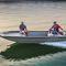 jon boat com motor de popa / de pesca esportiva / em alumínio / máx. 6 pessoas