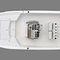 bay boat com motor de popa / com console central / de pesca esportiva / máx. 7 pessoas