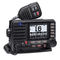 rádio para barco / fixo / VHF / à prova de água