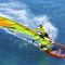 prancha de windsurf de velocidade / formula