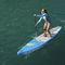 prancha de stand-up paddle de turismo