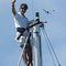 cadeira para mastro para veleiro