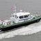 barco profissional barco para transporte de pilotos