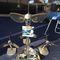 hélice para veleiro / com passo bandeira automático / de passo controlável / de passo ajustável
