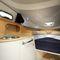 lancha Cabin Cruiser com motor de popa / open / em fibra de vidro / máx. 8 pessoas