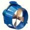 propulsor POD para navio / fixo / hidráulico