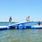 equipamento de diversão aquática parque