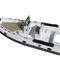 barco inflável com motor de popa / com console central / de mergulho / máx. 10 pessoas