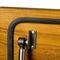 caixa organizadora para píer / para iate / em madeira