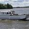 táxi aquático / com motor de popa / em alumínio C 950 WTMS Boat
