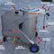 bomba para marina / para barco / de vácuo / para unidade de tratamento de água