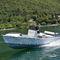 barco utilitário / com motor de popa / em alumínio