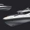 lancha Express Cruiser com motor de centro