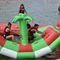 equipamento de diversão aquática boia / almofada / inflável / flutuante