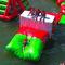equipamento de diversão aquática catapulta / inflável / flutuante