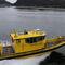 barco profissional barco de busca e salvamento / com motor de centro / em alumínioFRDC 12Mare Safety AS