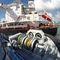 guincho de reboque / para navio / para rebocador / hidráulico