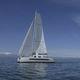 iate à vela catamarã / de cruzeiro oceânico / 3 cabines / 4 cabines