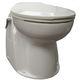vaso sanitário náutico / de aspiração por vácuo / elétrico