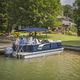 pontoon boat com motor de popa / máx. 10 pessoas