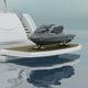 plataforma para barco / multifunção / elevatória