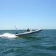 barco inflável com motor de popa / semirrígido / com console central / com console jockey