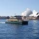 ferry de passageiros de alta velocidade / catamarã