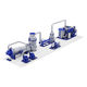 gerador de gás inerte para navio metaneiro / para navio butaneiro