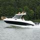 lancha Day Cruiser com motor de popa / em cabine fechada / máx. 6 pessoas